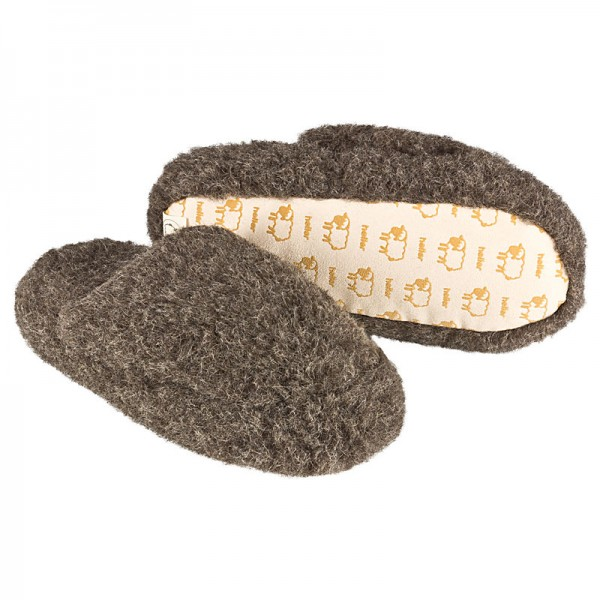 Sortiment Wollslipper (M-40) 40 Paar