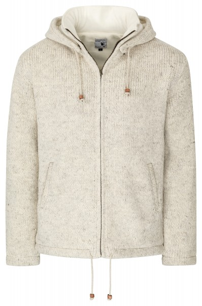 Strickjacke J 042